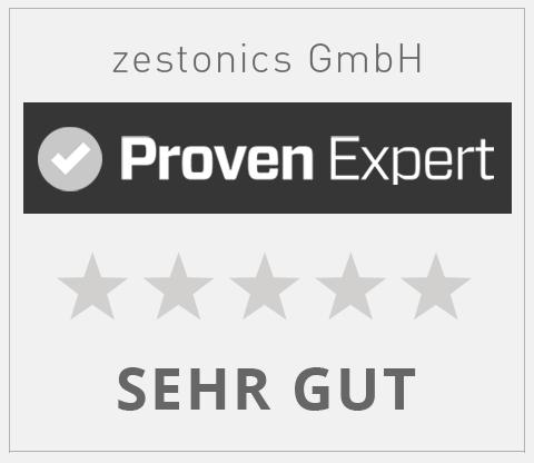 Erfahrungen & Bewertungen zu zestonics GmbH